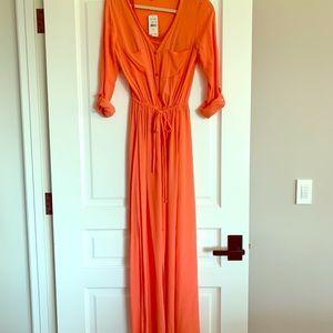 Splendid Resort-Wear Dress